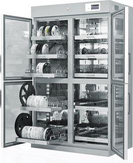 Armários secadores inteligentes com nitrogénio
